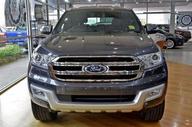 New Ford Everest Titanium, Warwick Farm, 2017 Ford Everest Titanium Wagon