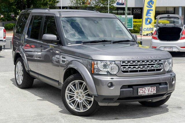 Used Land Rover Discovery 4 V8 CommandShift, Southport, 2011 Land Rover Discovery 4 V8 CommandShift Wagon