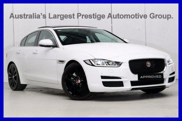 Used Jaguar XE 20D Prestige, Alexandria, 2016 Jaguar XE 20D Prestige Sedan