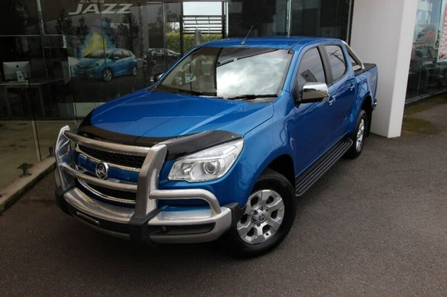 Used Holden Colorado LTZ Crew Cab, Hoppers Crossing, 2015 Holden Colorado LTZ Crew Cab Utility