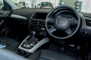 2015 Audi Q5 TDI S tronic quattro Wagon.