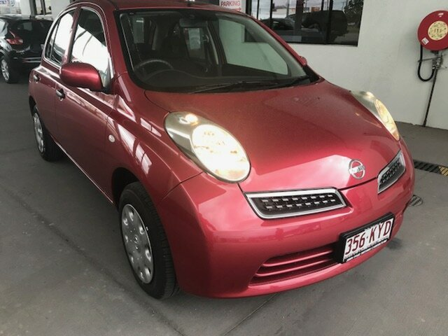 Used Nissan Micra, Caboolture, 2008 Nissan Micra Hatchback