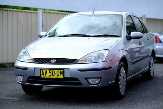 Used Ford Focus CL, Lismore, 2004 Ford Focus CL Sedan
