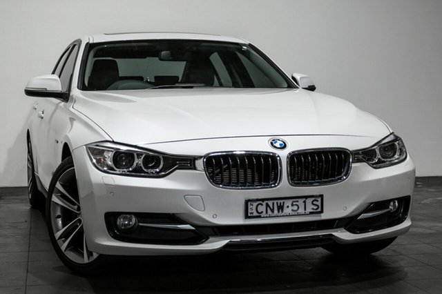 Used BMW 320D, Rozelle, 2013 BMW 320D Sedan