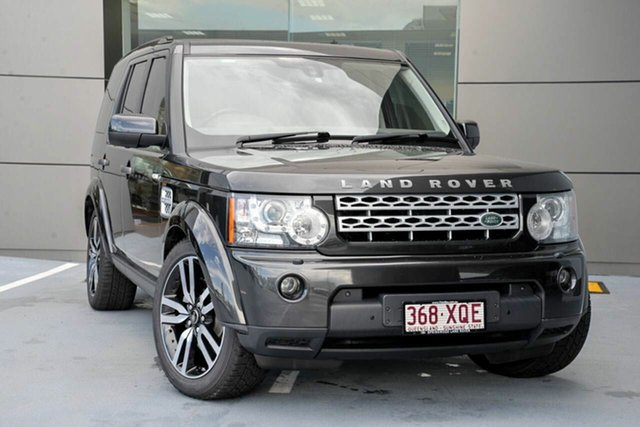 Used Land Rover Discovery 4 V8 CommandShift, Springwood, 2013 Land Rover Discovery 4 V8 CommandShift Wagon