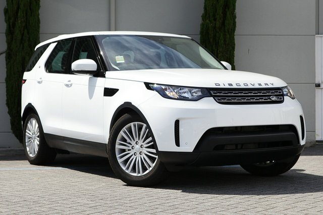 New Land Rover Discovery TD6 S, Cannington, 2017 Land Rover Discovery TD6 S Wagon