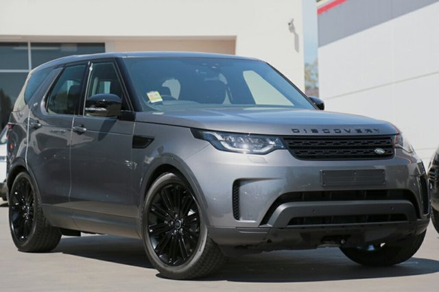 New Land Rover Discovery SD4 SE, Southport, 2017 Land Rover Discovery SD4 SE SUV