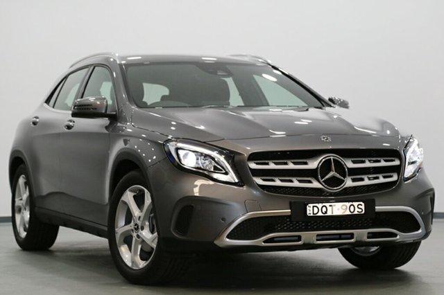 Demonstrator, Demo, Near New Mercedes-Benz GLA220 d DCT, Narellan, 2017 Mercedes-Benz GLA220 d DCT SUV