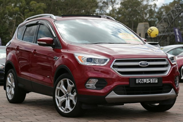Discounted Used Ford Escape Titanium PwrShift AWD, Warwick Farm, 2016 Ford Escape Titanium PwrShift AWD SUV