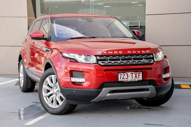 Used Land Rover Range Rover Evoque TD4 Pure Tech, Springwood, 2014 Land Rover Range Rover Evoque TD4 Pure Tech Wagon