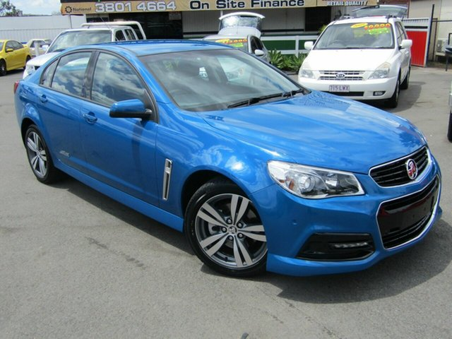 Used Holden Commodore SS, Loganholme, 2015 Holden Commodore SS Sedan