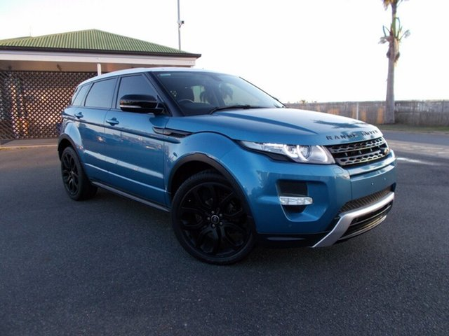 Used Land Rover Range Rover Evoque TD4 CommandShift Prestige, Mackay, 2012 Land Rover Range Rover Evoque TD4 CommandShift Prestige Wagon