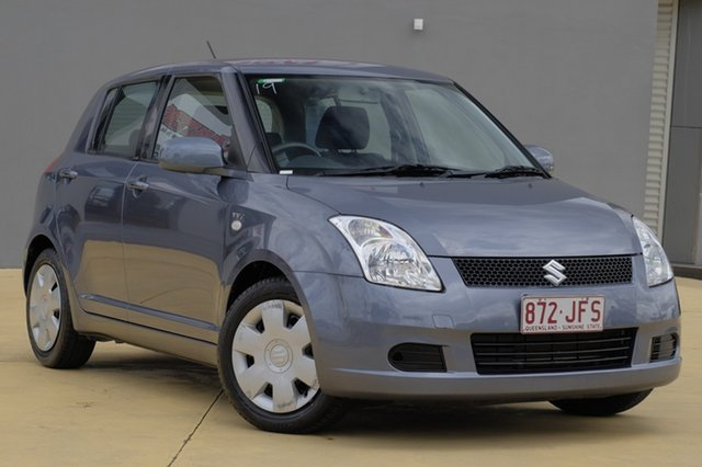 Used Suzuki Swift, Moorooka, Brisbane, 2006 Suzuki Swift Hatchback