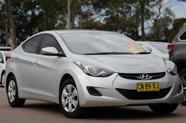 Used Hyundai Elantra Active, Warwick Farm, 2012 Hyundai Elantra Active Sedan