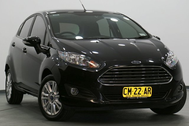 Used Ford Fiesta Trend PwrShift, Narellan, 2014 Ford Fiesta Trend PwrShift Hatchback