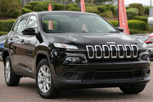 Discounted New Jeep Cherokee Sport, Southport, 2017 Jeep Cherokee Sport SUV