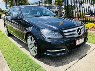 Used Mercedes-Benz C250 CDI Avantgarde BE, Springwood, 2012 Mercedes-Benz C250 CDI Avantgarde BE W204 MY12 Sedan