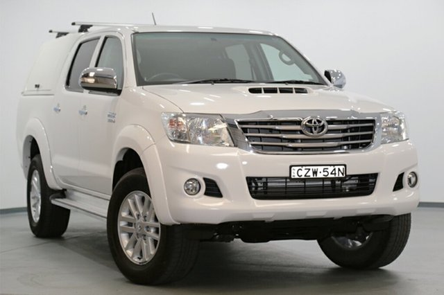 Used Toyota Hilux SR5 Double Cab, Narellan, 2015 Toyota Hilux SR5 Double Cab Utility