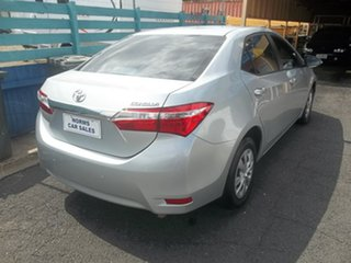 2014 Toyota Corolla Ascent Sedan.