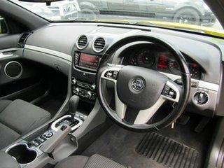 2011 Holden Commodore SV6 Sedan.