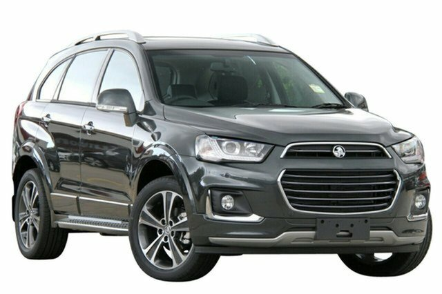 Demonstrator, Demo, Near New Holden Captiva LTZ AWD, Caloundra, 2017 Holden Captiva LTZ AWD Wagon