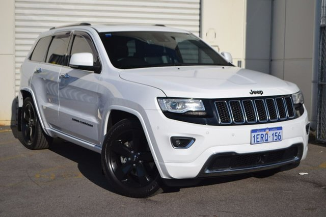 Discounted Used Jeep Grand Cherokee Overland, Midland, 2014 Jeep Grand Cherokee Overland Wagon
