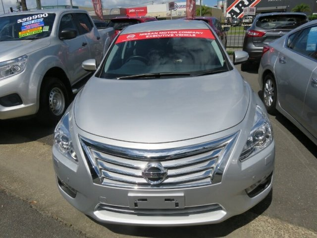 Used Nissan Altima ST-L X-tronic, Caboolture, 2016 Nissan Altima ST-L X-tronic Sedan