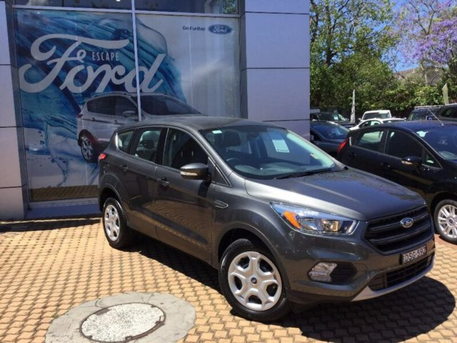 Demonstrator, Demo, Near New Ford Escape Ambiente 2WD, Southport, 2016 Ford Escape Ambiente 2WD Wagon
