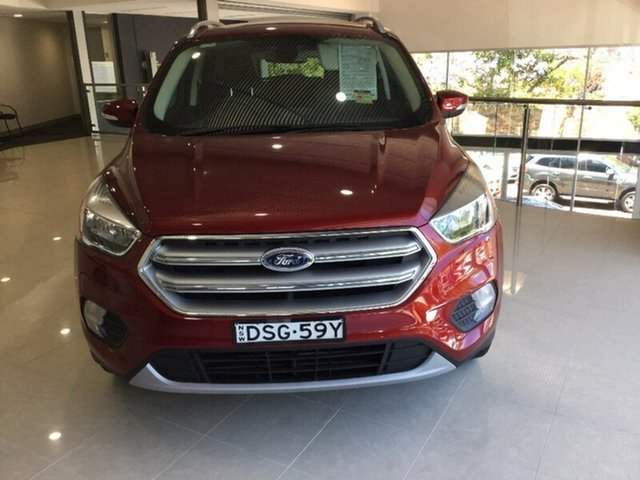 Demonstrator, Demo, Near New Ford Escape Trend AWD, Warwick Farm, 2016 Ford Escape Trend AWD Wagon