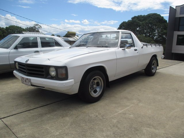 Used Holden WB, Capalaba, 1980 Holden WB Utility