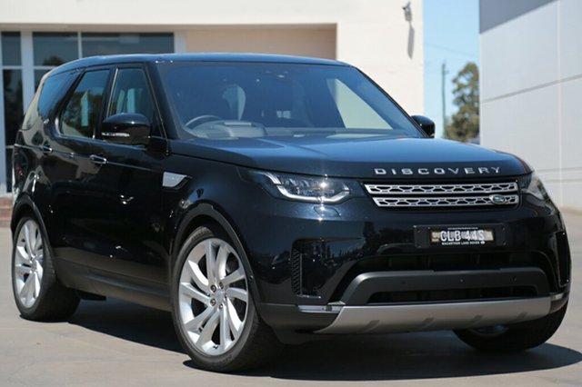 Demonstrator, Demo, Near New Land Rover Discovery SD4 HSE Luxury, Southport, 2017 Land Rover Discovery SD4 HSE Luxury SUV