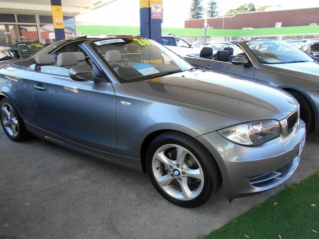 Discounted Used BMW 120i, Victoria Park, 2011 BMW 120i Convertible