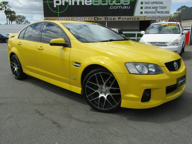 Used Holden Commodore SV6, Loganholme, 2011 Holden Commodore SV6 Sedan
