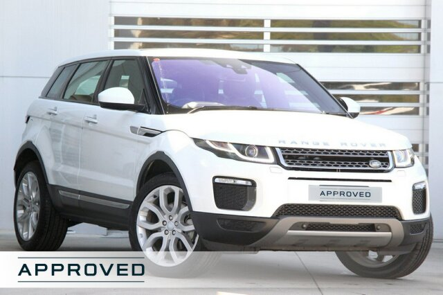 Discounted Demonstrator, Demo, Near New Land Rover Range Rover Evoque TD4 180 HSE, Gardenvale, 2017 Land Rover Range Rover Evoque TD4 180 HSE Wagon