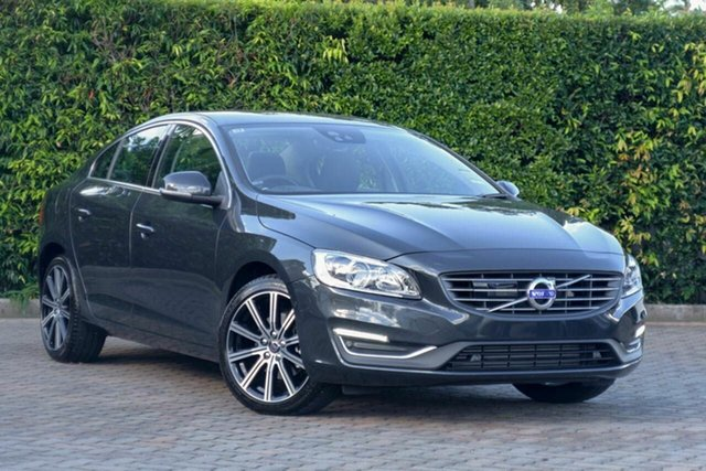 Demonstrator, Demo, Near New Volvo S60 T5 Adap Geartronic Luxury, Southport, 2016 Volvo S60 T5 Adap Geartronic Luxury Sedan