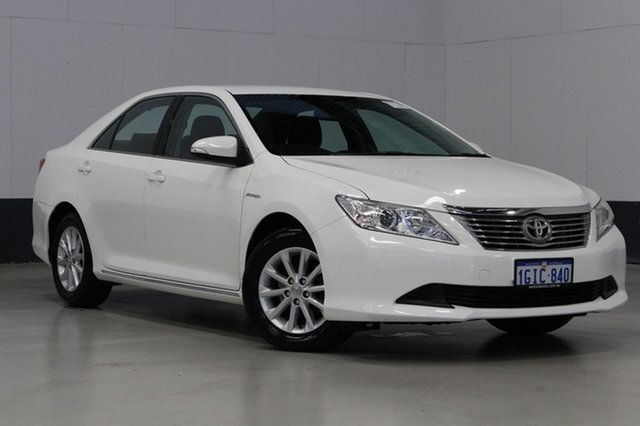 Used Toyota Aurion AT-X, Bentley, 2012 Toyota Aurion AT-X Sedan