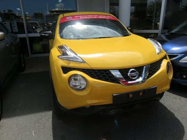 Used Nissan Juke N-TEC X-tronic 2WD, Caboolture, 2015 Nissan Juke N-TEC X-tronic 2WD Hatchback