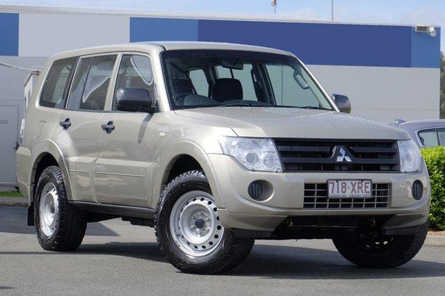 Used Mitsubishi Pajero GL, Toowong, 2011 Mitsubishi Pajero GL Wagon