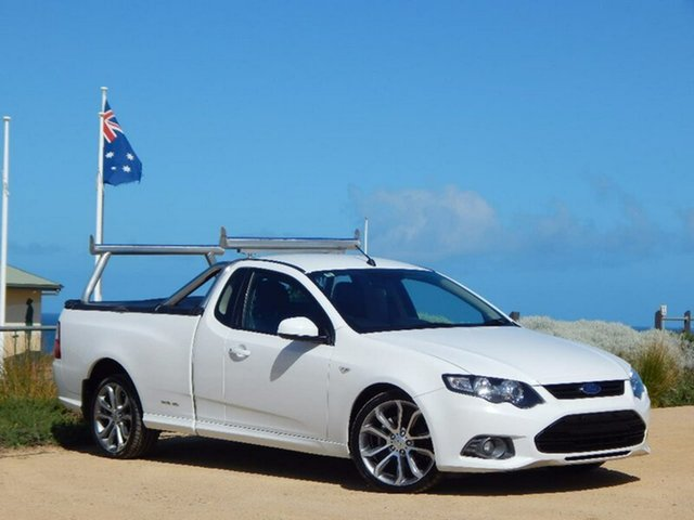 Used Ford Falcon XR6 Limited Edition, Reynella, 2012 Ford Falcon XR6 Limited Edition Utility