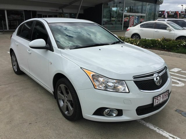 Discounted Used Holden Cruze Equipe, Yamanto, 2014 Holden Cruze Equipe Hatchback