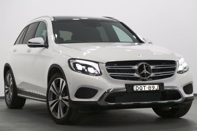 Used Mercedes-Benz GLC250 d 9G-TRONIC 4MATIC, Narellan, 2016 Mercedes-Benz GLC250 d 9G-TRONIC 4MATIC SUV