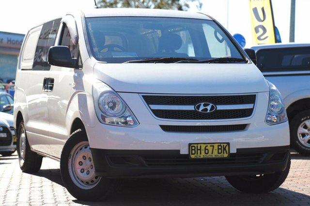 Used Hyundai iLOAD Crew Cab, Narellan, 2010 Hyundai iLOAD Crew Cab Van