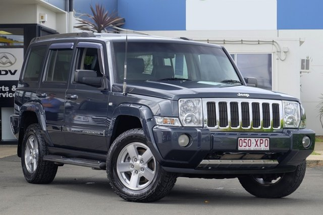 Used Jeep Commander Limited, Beaudesert, 2008 Jeep Commander Limited Wagon