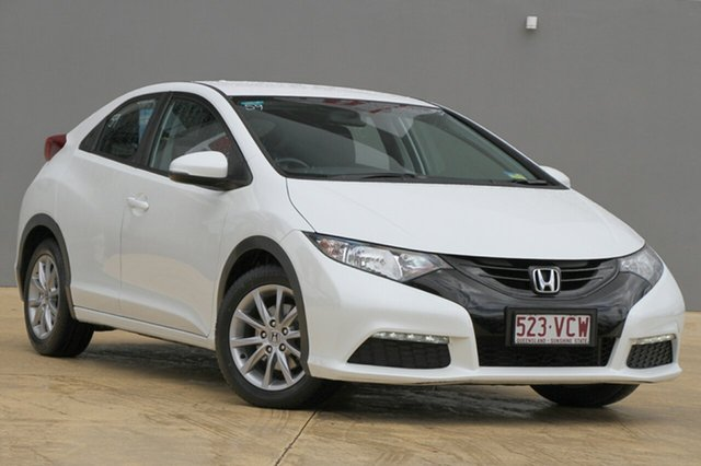 Used Honda Civic VTi-S, Moorooka, Brisbane, 2014 Honda Civic VTi-S Hatchback