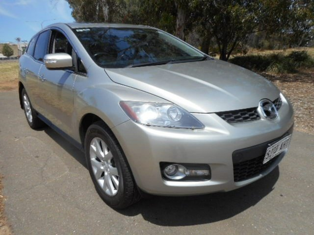 Used Mazda CX-7 Luxury, Mile End, 2007 Mazda CX-7 Luxury Wagon