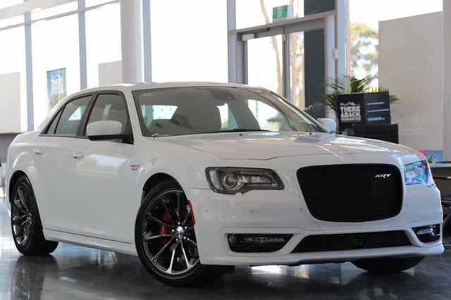 New Chrysler 300 SRT Hyperblack, Southport, 2017 Chrysler 300 SRT Hyperblack Sedan