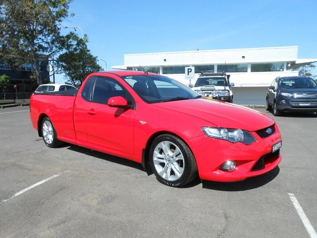 Used Ford Falcon XR6 Ute Super Cab, Nowra, 2009 Ford Falcon XR6 Ute Super Cab Utility