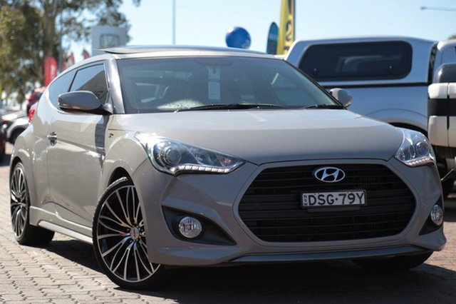 Used Hyundai Veloster SR Coupe Turbo, Narellan, 2012 Hyundai Veloster SR Coupe Turbo Hatchback