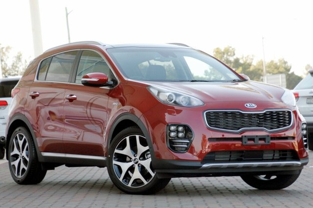 Discounted Demonstrator, Demo, Near New Kia Sportage GT-Line AWD, Narellan, 2017 Kia Sportage GT-Line AWD SUV