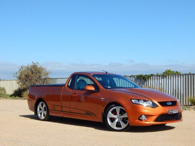 Used Ford Performance Vehicles GS Boss 315, Reynella, 2010 Ford Performance Vehicles GS Boss 315 Utility